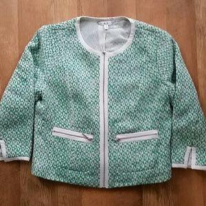 Green CAbi jacket